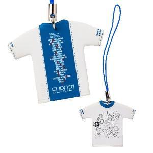 特製フィギュア EURO21Tシャツ 【 水曜どうでしょう DVD 第28弾 予約特典 】 ヨーロッ...