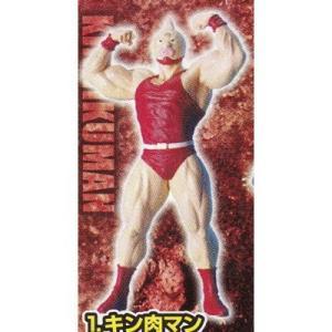 キン肉マン 【 ガシャポン アルティメットソリッド キン肉マン 夢の超人タッグ編 】 バンダイ|akism