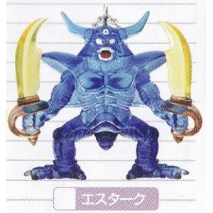 エスターク(ブルー) 【 ドラゴンクエスト クリスタルモンスターズ7 キーチェーン 】 スクウェア・エニックス|akism