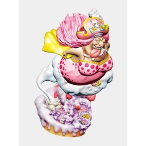 全4種フルセット (フルコンプ) [12月予約] [ワンピース ログボックス LOGBOX RE BIRTH ホールケーキアイランド編] メガハウス akism 05