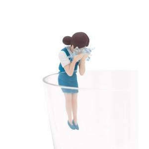洗顔のフチ子 【 コップのフチ子5 】 奇譚クラブ カプセル ガチャガチャ 第5章 第5弾|akism