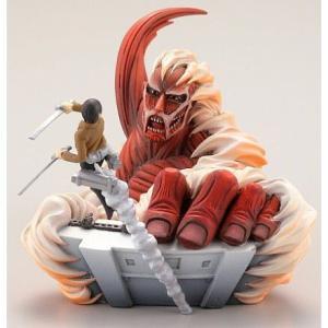 超大型巨人現る 【 カプセルQキャラクターズ 進撃の巨人 】 海洋堂|akism