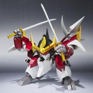 戦王丸 【 ROBOT魂 SIDE MASHIN 魔神英雄伝ワタル 】 バンダイ|akism