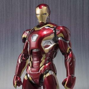 アイアンマン マーク45 【 S.H.フィギュアーツ 『Avengers:Age of Ultron』より 】 バンダイ S.H. Figuarts アベンジャーズ|akism