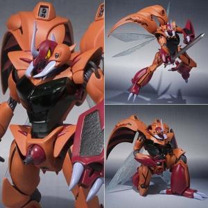 レプラカーン 【 ROBOT魂 SIDE AB 「聖戦士ダンバイン」より 】 バンダイ ロボット魂|akism