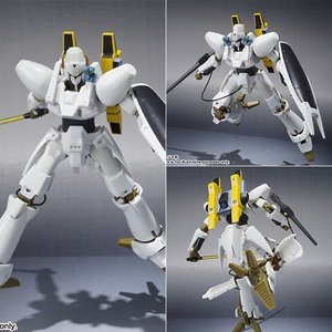 エルガイム (スパイラル・ブースターセット) 【 ROBOT魂 <SIDE HM> 重戦機エルガイム 】 バンダイ|akism