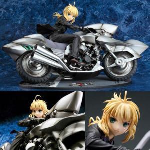 グッドスマイルカンパニー 【 Fate/Zero 】 セイバー&セイバー・モータード・キュイラッシェ 1/8 PVC製塗装済み完成品|akism