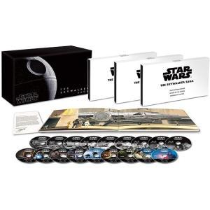 (新品) スター・ウォーズ スカイウォーカー・サーガ 4K UHD コンプリートBOX (4K ULTRA HD+ブルーレイ) (Blu-ray) akism