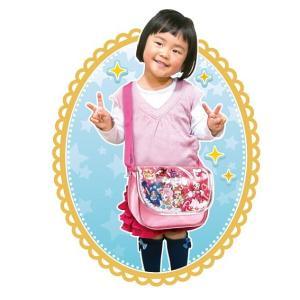 キラキラ☆プリキュアアラモード 肩かけバッグ ...の詳細画像1