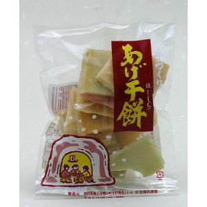 佐忠商店 あげ干餅|akita-bussan