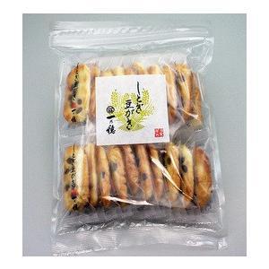 一乃穂   しとぎ豆がき 20枚袋入|akita-bussan