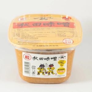 ヤマキウ 秋田味噌なまはげ カップ 1kg|akita-bussan