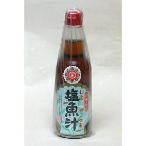 仙葉商店 塩魚汁(しょっつる) 360ml|akita-bussan