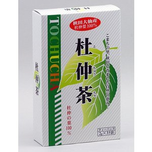物産中仙 秋田県大仙産 杜仲茶|akita-bussan