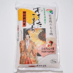 平成28年度 あきたこまち5kg〜特別栽培米〜|akita-bussan