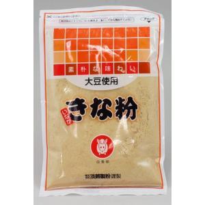 淡路製粉 白兎印 いなか大豆きな粉|akita-bussan
