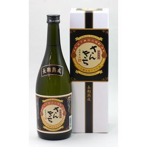 小玉醸造 五年貯蔵熟成米焼酎 さんきち(30度)|akita-bussan