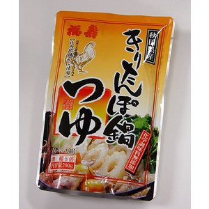 浅利佐助商店 秋田県産 きりたんぽ鍋つゆ|akita-bussan