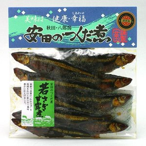 安田のつくだ煮 若さぎ甘露煮(小袋)|akita-bussan