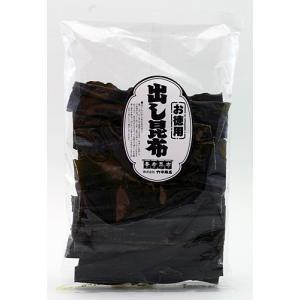 竹中商店 お徳用だし昆布120g|akita-bussan