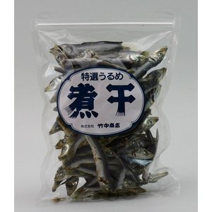 竹中商店 うるめ煮干|akita-bussan