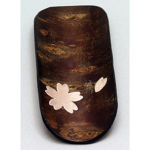 八柳 樺細工 茶箕 桜|akita-bussan