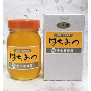 安士養蜂園 トチ蜜 600g 化粧箱入|akita-bussan