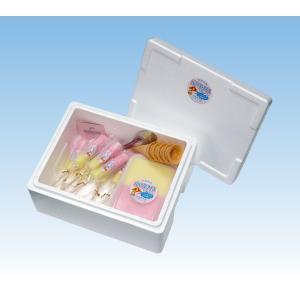 タッパーアイス1個&キャンデーセット【進藤冷菓・産地直送】|akita-bussan