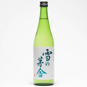 齋彌酒造  雪の茅舎 純米吟醸 淡麗旨口 720ml|akita-bussan