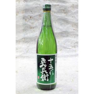 福禄寿酒造(NEXT 5 蔵元) 純米酒 十五代彦兵衛 720ml|akita-bussan
