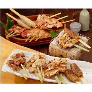 比内地鶏串焼き&ステーキセット【秋田比内や・送料込!】|akita-bussan