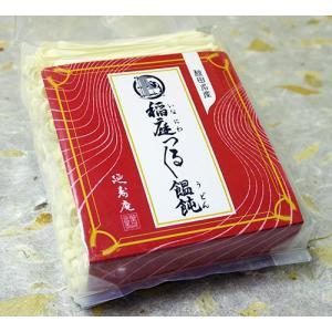 延寿庵  稲庭つるつる饂飩 350g|akita-bussan