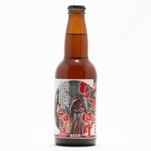 【冷蔵便発送】 湖畔の杜ビールなまはげ神話|akita-bussan