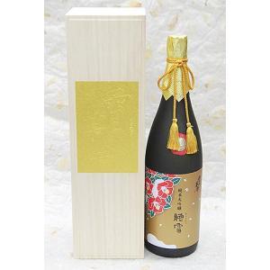 齋彌酒造 由利正宗 純米大吟醸 聴雪(ちょうせつ)1800ml|akita-bussan