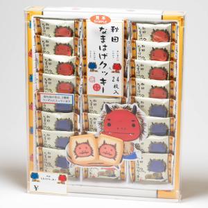 秋田なまはげクッキー 30枚入|akita-bussan