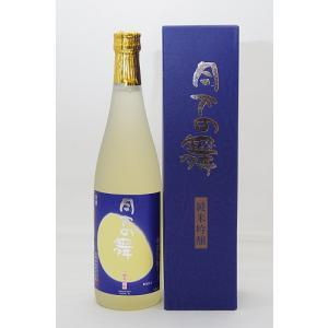 舞鶴酒造 純米吟醸 月下の舞 720ml akita-bussan