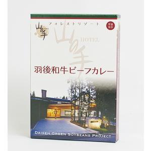 グランドパレス川端 羽後和牛ビーフカレー(山の手ホテルごちそう便)|akita-bussan