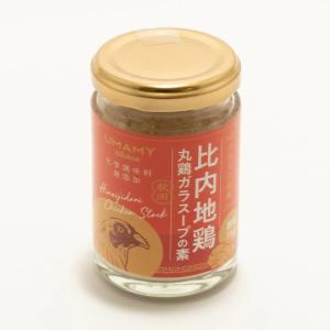 ノリット・ジャポン   UMAMY(ウマミー) 比内地鶏ガラスープの素 75g|akita-bussan