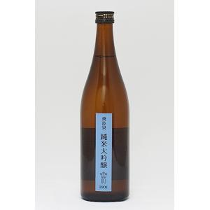 飛良泉本舗 純米大吟醸「1901」720ml|akita-bussan