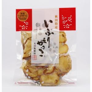 桜食品 いぶりがっこスライス|akita-bussan