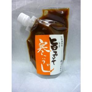安藤醸造 旨みそ寒こうじ 350g|akita-bussan