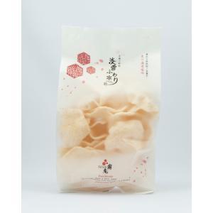 かなえや菓子工房        淡雪ふわり炙りエビ塩味|akita-bussan