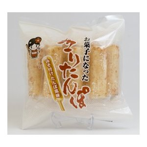北国さくら本舗         お菓子になったきりたんぽ8本入り きりたんぽみそ味|akita-bussan
