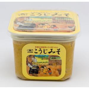 ヤマキウ 秋田味噌 こうじみそ カップ750g|akita-bussan