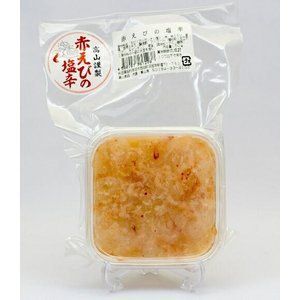 【冷凍便発送】(株)ユリフーズ(高山食品) 赤えびの塩辛|akita-bussan