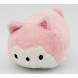 秋田限定 にぎころ秋田犬   (ピンク)|akita-bussan