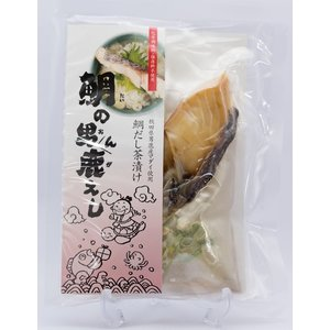 ひろまる食品  鯛だし茶漬け|akita-bussan