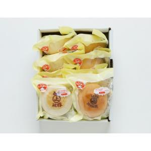 みそ豚まん・鶏醤油まん詰合せ 【安藤醸造】|akita-bussan