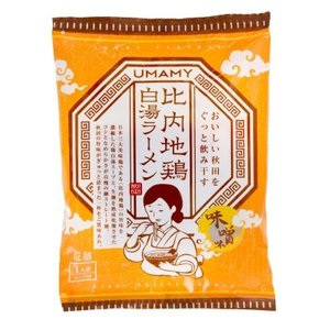 ノリット・ジャポン 比内地鶏白湯ラーメン 味噌味 1人前|akita-bussan