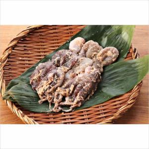 高山のぬか漬 イイダコ 鮹 たこ 素材の旨みを凝縮!香ばしさがクセになるぬか漬け[冷凍・高山食品]|akitagokoro